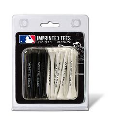Chicago White Sox Team Golf 50 Count Golf Tee Pack