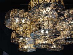 Mirror Disc Pendant Lamp