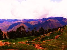 The Sacred Valley, Peru Wanderlust; Bridget Beilein