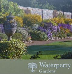 Waterperry Gardens ~ Arts and Crafts Gallery in Oxfordshire Art Courses, Golf Courses, Gardening Courses, English Gardens, Garden Art, Arts And Crafts, Exterior, Gallery, Link