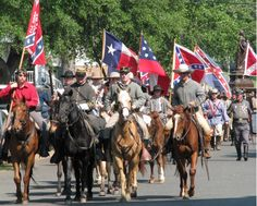 Civil War Reenactment in Jefferson Texas May 4-5, 2013