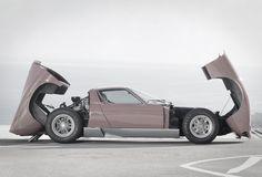 1970 Lamborghini Miura S.