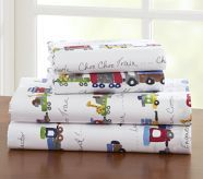 Train Sheet Set