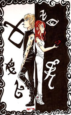 Clace is beautiful.