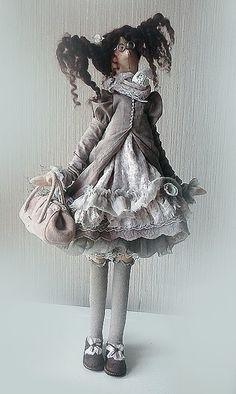 наталья миронова куклы: