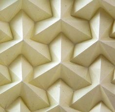 Corrugated. #paper #pattern #3d