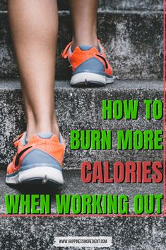 Does this sound familiar? You finish your workout take a look at your app and see you just burned 80 kcal in 20 minutes? If your goal is to burn more calories here are a few things you can do. How To Burn More Calories, Burn Calories, Improve Mental Health, Good Mental Health, Health And Wellness, Health Tips, Health Fitness, Body Fitness, Basil Health Benefits
