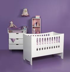 A lot of creative room solutions and practical concepts. We have collected all the room décor ideas and inspirations for girls' room, boys room and baby room. Baby Room, Cribs, Kids Room, Toddler Bed, Room Decor, Design, Furniture, Inspired, Child Bed