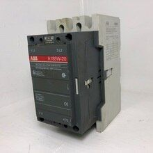 Abb A185w 20 Welding Isolation Contactor 2 Pole 250 Amp 600v 120v Coil Chipped Em3560 2 Welding Pole Coil