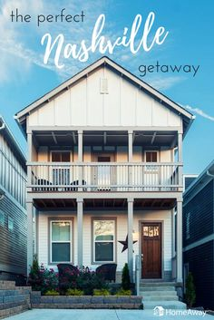 Nashville is such a cool spot for a girls getaway or even a family reunion! Find your own HomeAway from home in this funky town. (Cool Places In Usa) Vacation Places, Vacation Destinations, Vacation Spots, Places To Travel, Places To Go, Travel 2017, Travel Usa, Travel Hacks, Travel Tips