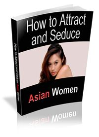 Discover the Secrets of Attracting and Dating Hot, Sexy Asian Women Without Learning Their Language Or Spending a Ton of Money! Here's your chance to easily attract some of the most gorgeous, tight-bodied, super-sweet and loyal women on the planet…