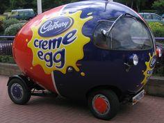 cadbury creme egg mobile