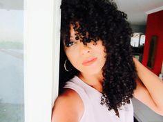 Gill Vianna. The beautiful Brazilian Diva of curls!!