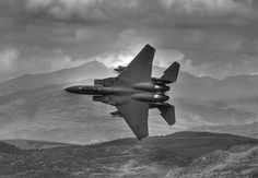 F15 from the Bwlch