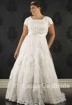 Plus Size Bridal Gowns Bellissimo Latterdaybride Prom Elegant Bride