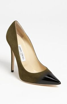 Jimmy Choo 'Anouk' Dégradé Pump available at #Nordstrom