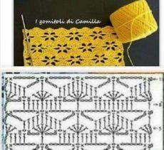 45 Ideas For Crochet Patrones Ganchillo Blusas, 45 Ideas For Crochet Patrones Ganchillo Blusas VEJA MAIS crochetclarissa. Crochet Diagram, Crochet Chart, Love Crochet, Filet Crochet, Crochet Motif, Crochet Flowers, Crochet Lace, Tunisian Crochet, Crochet Stitches Patterns