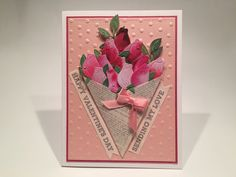 10 Cards 1 Kit | My Monthly Hero January 2020 Kit – CardCut-ups Hero Arts Cards, Bouquet Wrap, White Gel Pen, Alcohol Markers, Valentine Day Love, Watercolor Pattern, Gel Pens, Rose Buds, Pattern Paper