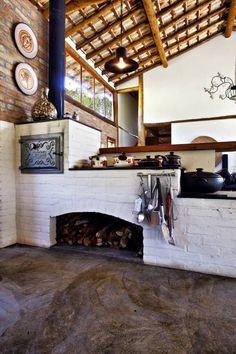 Casas de estilo rústico de Bianka Mugnatto Design de Interiores