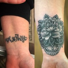 #Coveruptattoo Laura Cover, Cover Up Tattoos, Frases, Tattoos Cover Up