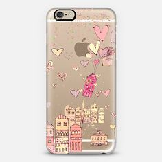 happiness transparent iphone case