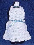 DISH SOAP APRON  Crochet Pattern