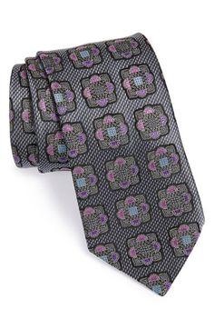 Men's Ermenegildo Zegna Woven Silk Tie