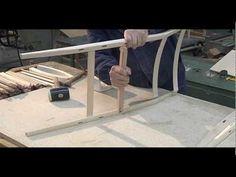 Video 699 Superleggera, design Gio Ponti
