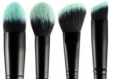 Furless Cosmetics Black Beauty Brush Set - Review & Photos