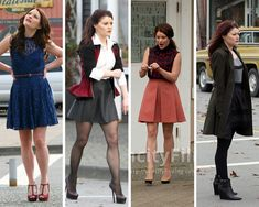 TV Character Whose Closet I'd Love to Raid - Once Upon a Time: Belle - Outfits and Style #OUAT #OnceUponATime