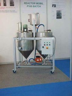 Biodiesel processor plans daddys things pinterest alternative reactor p100 biodiesel solutioingenieria Images