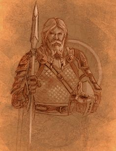Kącik rohańskiej adoracji Fan Art: Rohirrim by Jose G. Hobbit Art, O Hobbit, Character Inspiration, Character Art, Character Design, Viking Art, Jrr Tolkien, Dark Ages, Medieval Fantasy