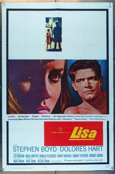 MovieArt Original Film Posters - LISA (1962) 26102, $35.00 (https://www.movieart.com/lisa-1962-26102/)