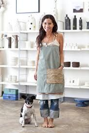 Image result for cute pottery aprons