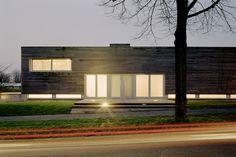 House & Studio Arets, Maastricht  the Netherlands,   Date of design  1993