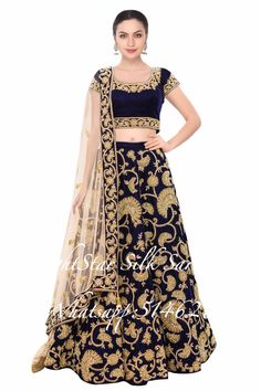01985bbf7a Raw Silk Lehengas - Buy Raw Silk Lehenga Online for Women with Flat Off -  IndiaRush