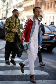 Milan Men's Fashion Week SS18: the strongest street style | British GQ