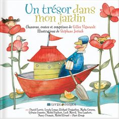 Un tresor dans mon jardin, various Quebec artists. Kids' music that parents will enjoy! - also available on iTunes or stream on Spotify Call And Response, No Response, Barnyard Animals, Find Music, Gilles, Music Online, Music Pictures, Pictures Online, Music For Kids