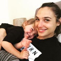 Gadot is a mother to one daughter, three-year-old Alma. She's been known to post adorable Instagrams of their art projects.