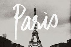I want to travel to Paris so badly!