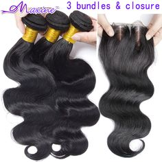 Rosa Hair Products Brazilian Virgin Hair With Closure Brazilian Body Wave Lace Closure With Hair Bundles Brazillian Virgin Hair US $63.40 http://insanedeals4u.com/products/rosa-hair-products-brazilian-virgin-hair-with-closure-brazilian-body-wave-lace-closure-with-hair-bundles-brazillian-virgin-hair/ #shopaholic #dailydeals