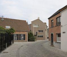 Marie-José Van Hee - house at Opwijk - Belgium 2011