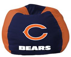Use this Exclusive coupon code: PINFIVE to receive an additional 5% off the Chicago Bears Bean Bag Chair  at SportsFansPlus.com