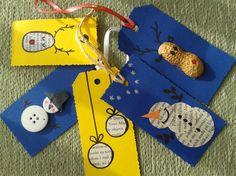 Jmenovky na dárky Advent, Christmas Cards, Kids Rugs, Winter, Decor, Crafting, Christmas E Cards, Winter Time, Decoration