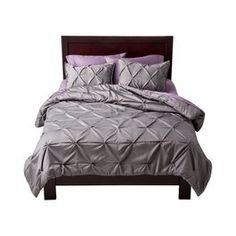 $89.99  Target Home™ Puckering Comforter Set - Elephant Gray