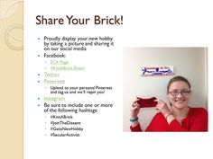 Sharing your brick!  Facebook Event: https://www.facebook.com/events/652332944856624/  Twitter: twitter.com/seculardotorg  Instagram: instragram.org/secular_coalition