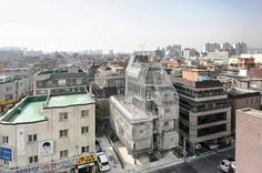 Songpa Micro-Housing   Residential Architect   SsD, Architect of Record: Dyne Architects, Seoul, Korea, Democratic People's Republic of, Multifamily, New Construction, AIA NY Design Awards 2015