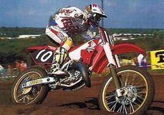 Erik Eggens 1995 Mx GP