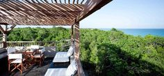 Casamina photo credited to Sala Lewis Tropical Architecture, Sustainable Architecture, Industry Sectors, Green Building, Island Life, Luxury Life, Outdoor Furniture, Outdoor Decor, Lodges