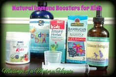Immune Boosters for Kids | Musings of a Modern Hippie